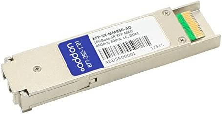 Addon-Networking XFP Transceiver Module XFP-SX-MM850-AO LC Multi-Mode