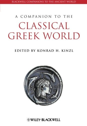 A Companion to the Classical Greek World (2010-01-11)