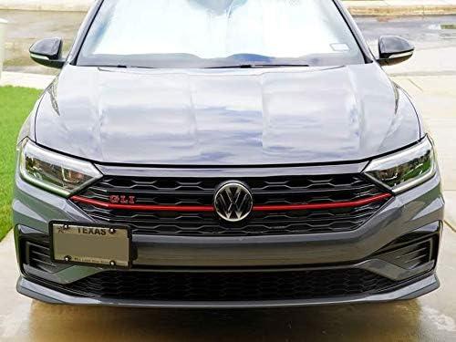 CravenSpeed Platypus License Plate Mount for Volkswagen VW Jetta GLI Mk6 2011-2015