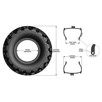 BeadBuster XB-550 HD Tractor Tire, OTR, Heavy Duty Bead Breaker Tool: Automotive