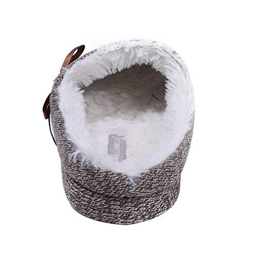 WILLIAM&KATE Mode Hausschuhe für Frauen Casual Anti-Slip Hausschuhe Indoor & Outdoor Slipper Boden Slipper