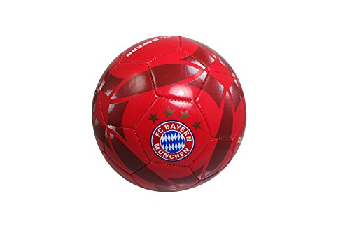 FC Bayern Authentic Official Licensed Soccer Ball Size 5 -007