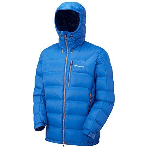Jacket Ice Blue Electric Black Montane qOHzEUfEnw
