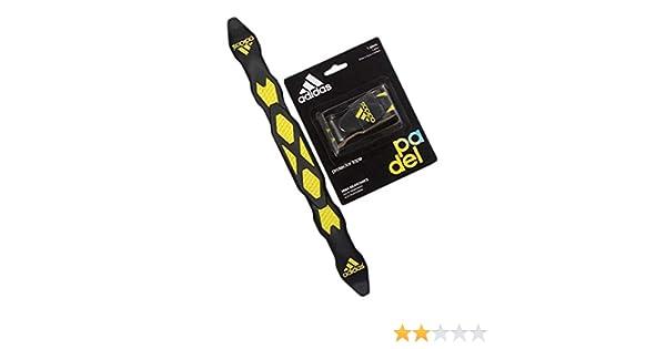 Protector Adidas Antishock Negro-Amarillo: Amazon.es: Deportes y ...