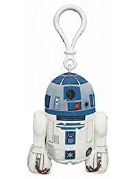 Underground Toys 00243J Star Wars Talking R2D2 Key Chain, 4-Inch