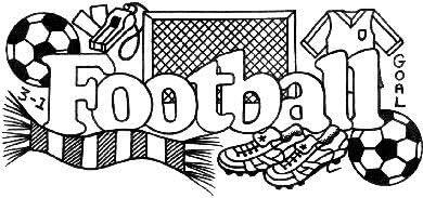 Black Art Stamps SD Football