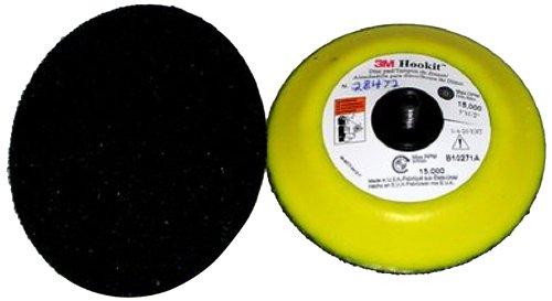 - 3M(TM) Hookit(TM) Disc Pad 28472, Hook and Loop Attachment, 3