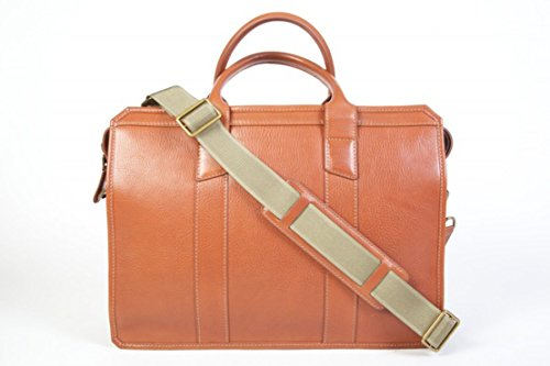 Bosca Men's Correspondent Slim Briefcase