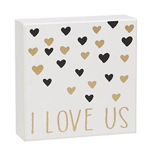 Us Angels First Communion - I LOVE US BOX SIGN