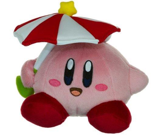 Parasol Kirby ~6.5 Mini-Plush by Kirby: Amazon.es: Juguetes ...