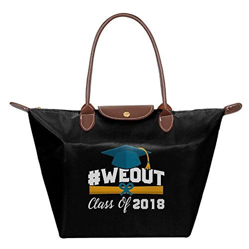 Adwelirhfwer Unisex WeOut Class Of 2018 Convenience Packet Black by Adwelirhfwer