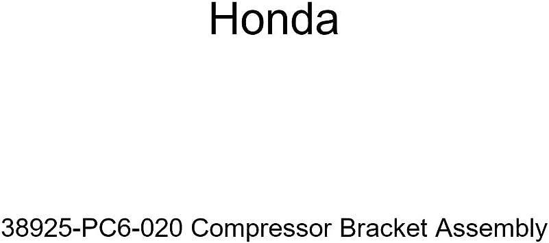 Genuine Honda 38925-PC6-030 Compressor Bracket Assembly