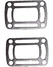 HuthBrother 3850496 3863191 18-0943 Gasket Compatible with Volvo Penta Exhaust Elbow/Riser Gasket Pair