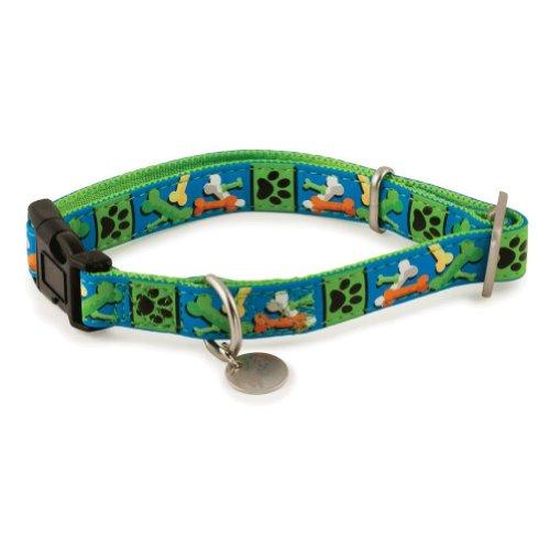 PetSafe Bark Avenue Quick Snap Dog Collar, Medium, 3/4-Inch Geometrix ()