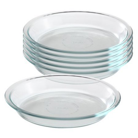 Pyrex Glass Bakeware 9 inch Plate product image