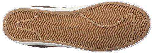 adidas NEO Mens Adicourt Stripes Lace Up Shoe Dark Grey Heather Solid Grey/White/Solar Yellow kh8RsBak