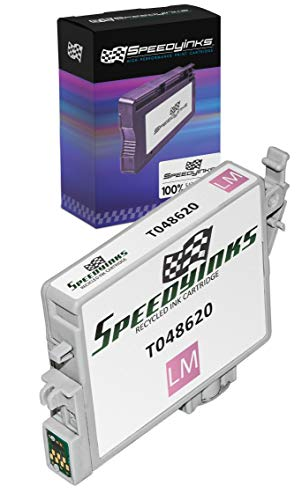 - Speedy Inks - Remanufactured Replacement for Epson T048620 Remanufactured Light Magenta Ink Cartridge