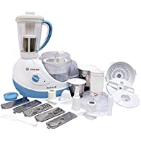 Singer Foodista Plus 600 Watts Food Processor with 14 Attachments