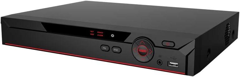 DVR 4K Digital Video Recorder Dahua OEM 5in1 Penta-brid 5MP 16 CH IPC 8 CH