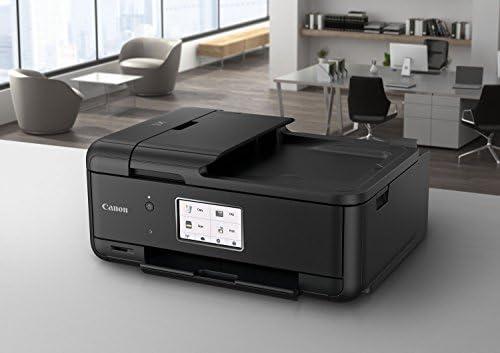 Impresora Multifuncional Canon PIXMA TR8550 Negra Wifi de ...