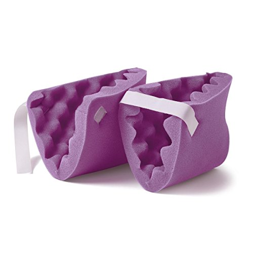 Medline NON081440PH Convoluted Protectors Purple
