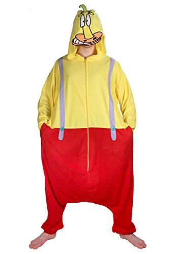 Rocko's Modern Life Halloween Costume (Rocko's Modern Life: Hefer Kigurumi (One Size))