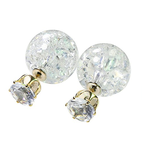 JOVIVI Wholesale Crystal Zirconia Earrings