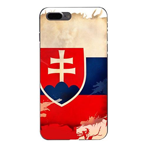 """Disagu Design Case Schutzhülle für Apple iPhone 7 Plus Hülle Cover - Motiv """"Slowakei"""""""