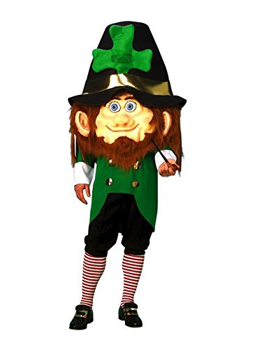 Forum Parade Pleasers Oversized Leprechaun Costume, Green,