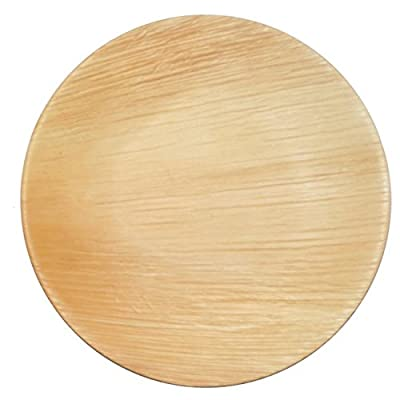 Leaf & Fiber 25 Count Palm Leaf Tableware