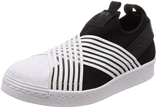 De White Core Gymnastique Noir Femme Chaussures Superstar core ftwr Slip Black White On W ftwr Adidas White XBTqpB