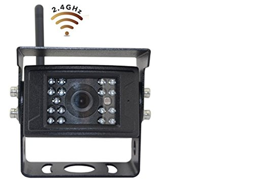 Top Dawg MS-901D2 Digital Wireless Heavy Duty Backup Camera System With 2, 3, or 4 Cameras with 7'' LCD by Top Dawg (Image #2)