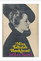 Miss Tallulah Bankhead. Hardcover