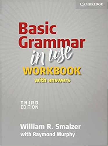 amazon basic grammar in use workbook with answers william r