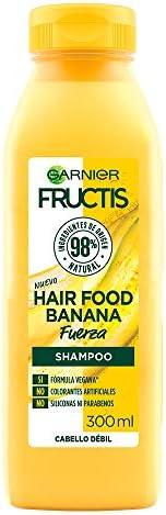 Garnier Fructis Shampoo Fructis Hair Food Banana 300Ml