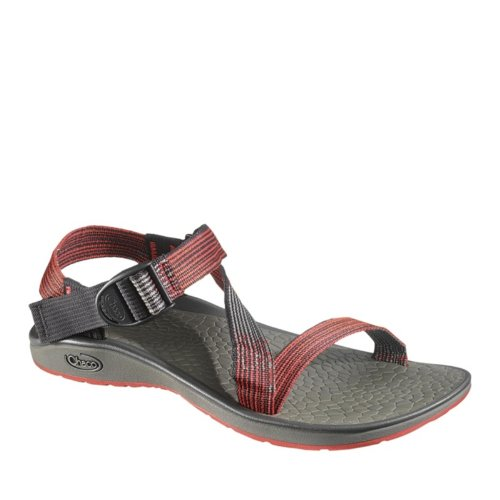 Chaco Mens Mighty Sandal Deep Dive Red MQAnSSwE0F