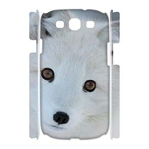 Fox 3D-Printed ZLB602355 Unique Design 3D Phone Case for Samsung Galaxy S3 I9300