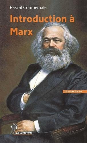 Introduction à Marx Pdf Télécharger De Pascal Combemale