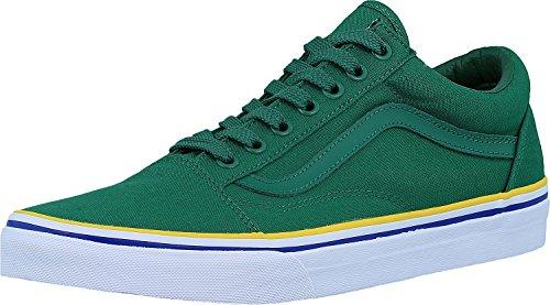 Zapatillas U Verde Adulto Unisex Old Vans Skool tRFdCwRq