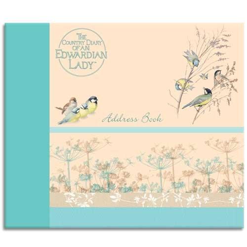 Edwardian Lady – Barley Meadow Address Book The Gifted Stationery Company