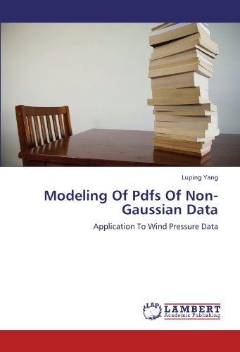 Modeling Of Pdfs Of Non-Gaussian Data