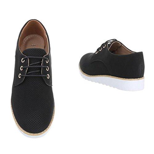 Woman Cingant Cordones Zapatos con Mujer dw7CqBw