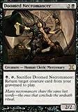 Magic: the Gathering - Doomed Necromancer (137/383) - Tenth Edition