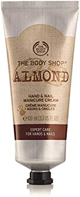 The Body Shop Almond Hand Cream 100ml