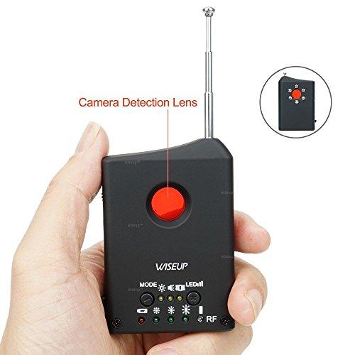 Anti spy Wireless Adjustable Detection Sensitivity