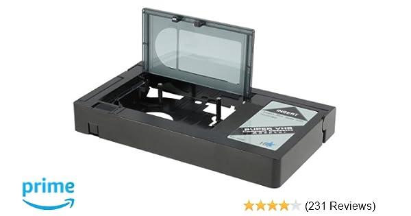 Amazon HQ VHS C Video Cassette Adaptor