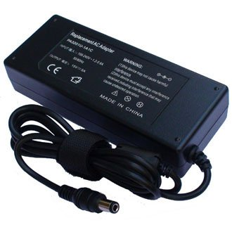 PC247 15V 5A Laptop Power Supply/Charger/AC Adaptor for Toshiba Tecra A1, A2, A3, A4, A5, A8 Series including A1, A2, A2-S119, A2-S139, A2-S20ST, A2-S219, A2-S239, A2-S316, A2-S336, A2-S4372ST, A3, A3-S611, A3-S711, A3-S731, A3-S737TD, A4, A4-S111TD, A4-S211, A4-S216, A4-S231, A4-S236, A4-S312TD, A4-S313, A5, A5-S116, A5-S118, A5-S136, A5-S237, A5-S239, A5-S2391, A5-S2392 with PC247's 12 month warranty and US mains lead included.
