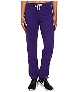 Nike Womens Rally Signal Casual Sweatpants Court Purple/Hyper Grape