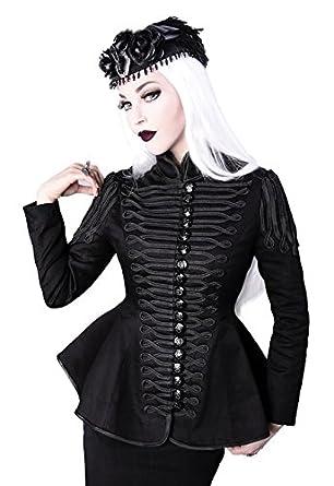 Gothic jacken xxl