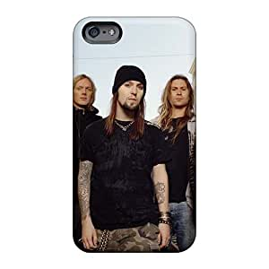 Great Hard Cell-phone Case For Iphone 6plus With Provide Private Custom Beautiful Children Of Bodom Band Series AshleySimms